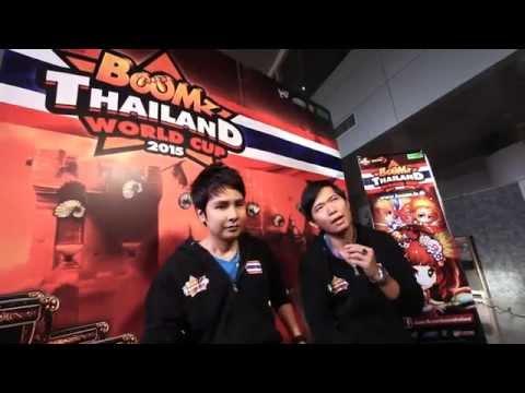 เปิดใจแชมป์ boomz Thailand world cup 2015