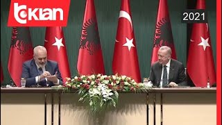 Download Erdogan ve bast me Edi Ramen per investimin ne Shqiperi: Do te jete gati per 3 muaj