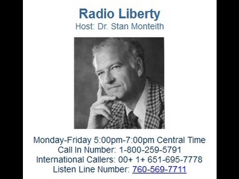 DR. STAN MONTEITH - NEW AGE UPDATE with CONSTANCE CUMBEY - AUGUST 29, 2014