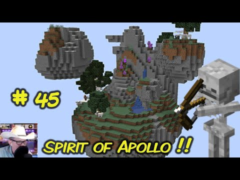 CubeCraft SkyBlock Playthrough – Spirit of Apollo  