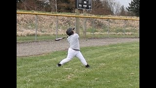 Spring Baseball Practice 2018 | Ace Tiger 9 years old | TigerFamilyLife~