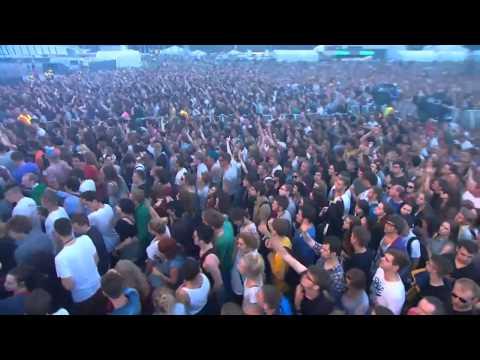 Editors - Papillon (live at Heineken Open'er 2013)