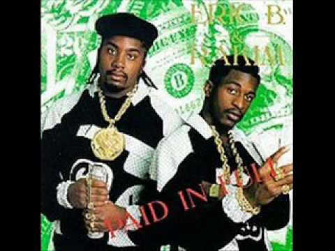 Eric B. & Rakim - My Melody (Remix) Lyrics