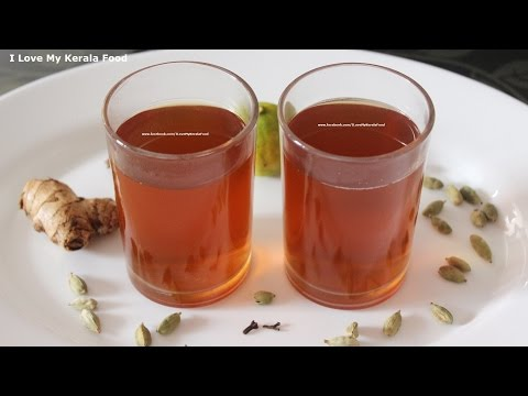 Sulaimani / Masala Black Tea- chinnuz' I Love My Kerala Food