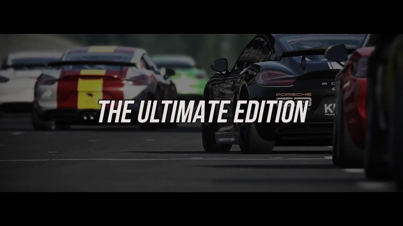 assetto corsa ultimate edition launch trailer youtube. Black Bedroom Furniture Sets. Home Design Ideas