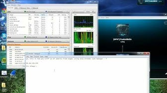 How to Sniff IPs from Skype (Windows 7 Task Manager) HD