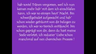 Drehmoment - Auf Wiedersehen (mit Text)