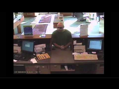 2009 First American Bank Robbery