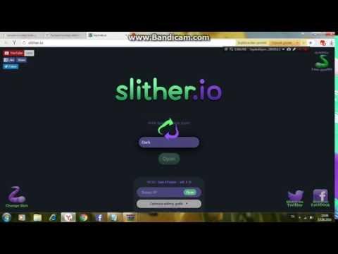 Slither io'da hack yapmak için ''Tampermonkey'' Kullanımı !!!!