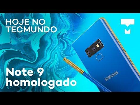 Nokia Bravo, Galaxy Note 9, novos MacBooks, ZenFone 5 Selfie Pro e mais - Hoje no TecMundo
