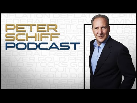 Peter Schiff: The Recession Is A Done Deal