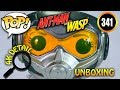 Unboxing WASP Funko Pop #341 Toy Review - Ant man and the Wasp