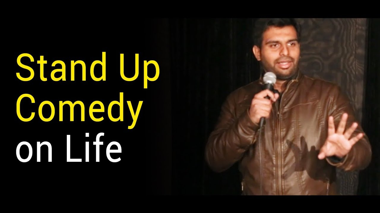 StandUp Comedy on Life by Arpan Khosla | Hindi Comedy Video | Best StandUp Comedy 2018 | Nojoto