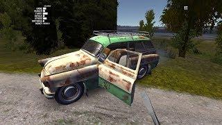 My Summer Car #64 Yeni Gelen ARABA