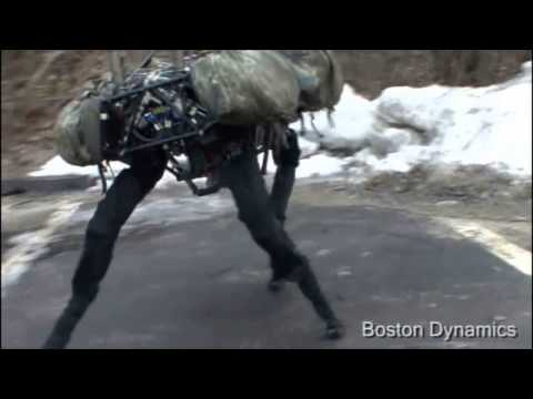 "FUKKK OFFF ""BOSTON DYNAMICS"""