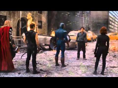 Persian - The Avengers
