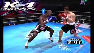 K-1 World Grand Prix ... (PS2)