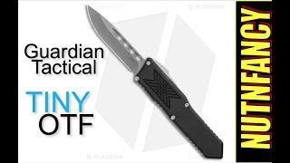 "Guardian Tactical GTX25: 2.5"" OTF?!"