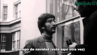 The Beatles Christmas Time (Is Here Again) Subtitulado HD