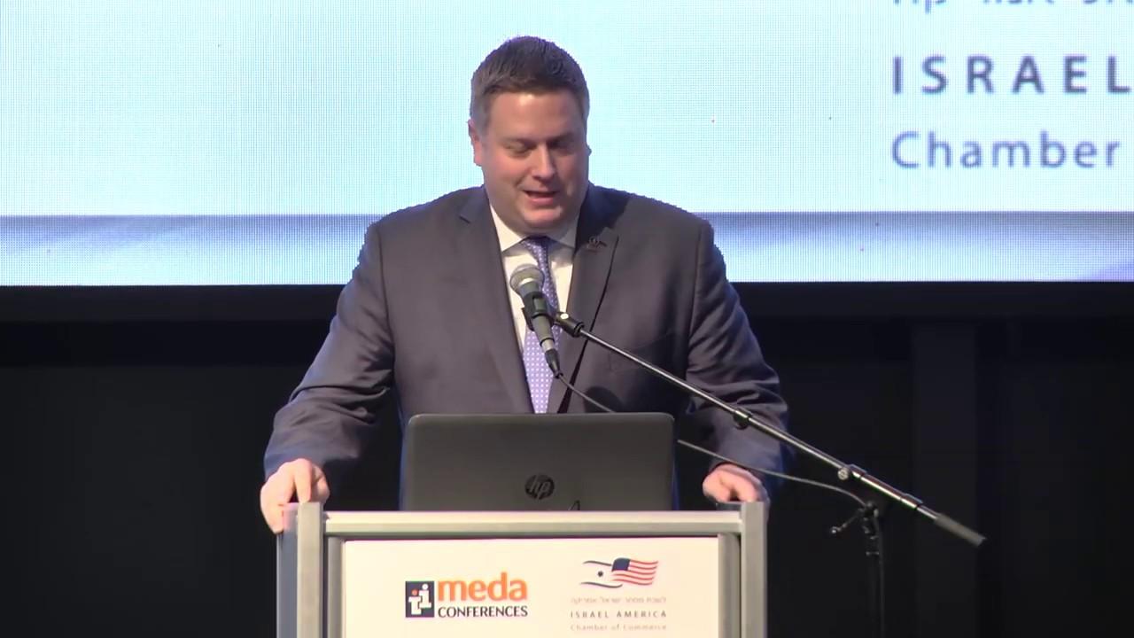 Ian Steff, Assistant Secretary of Commerce gives Keynote Speech