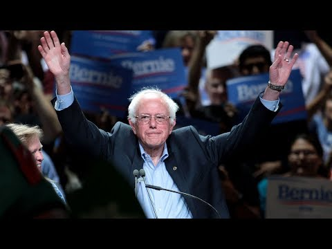 What Bernie's Historic 2016 Teaches for 2020 Bernie Sanders' near-victory in the Democratic primary despite no corporate support was a first in US history, and proved that small money and a substantive message can succeed, says Thomas..., From YouTubeVideos