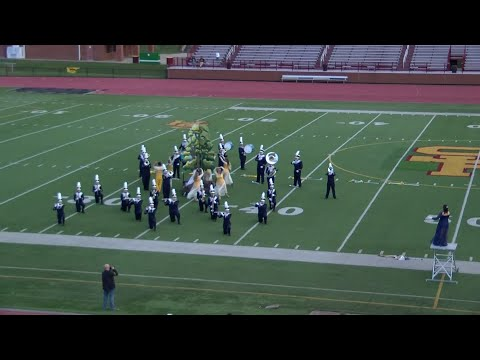2018 HILLTOPPER INVITATIONAL: West Greene High School Marching Band