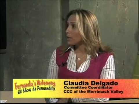 Interview with Claudia Delgado and Carmenza Bruff, January 1, 2010