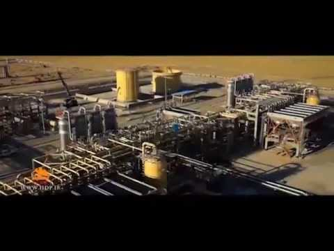 iran oil and gas industry