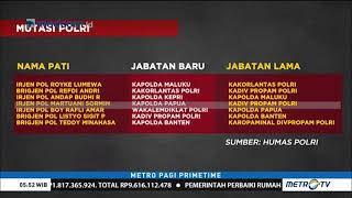 Download Video Kapolri Mutasi Besar-Besaran 62 Perwira MP3 3GP MP4