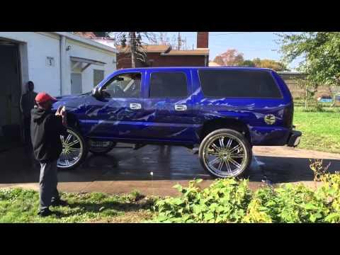 2015 Chevy Suburban On 28 Vellano Vtg Doovi