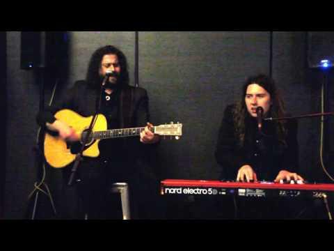 Mike Todd (guitar) and Matt Weidinger (Keyboard)
