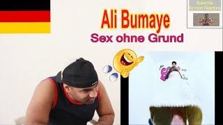 Ali Bumaye - Sex ohne Grund feat. Shindy  |Reaction |Aalu Fries
