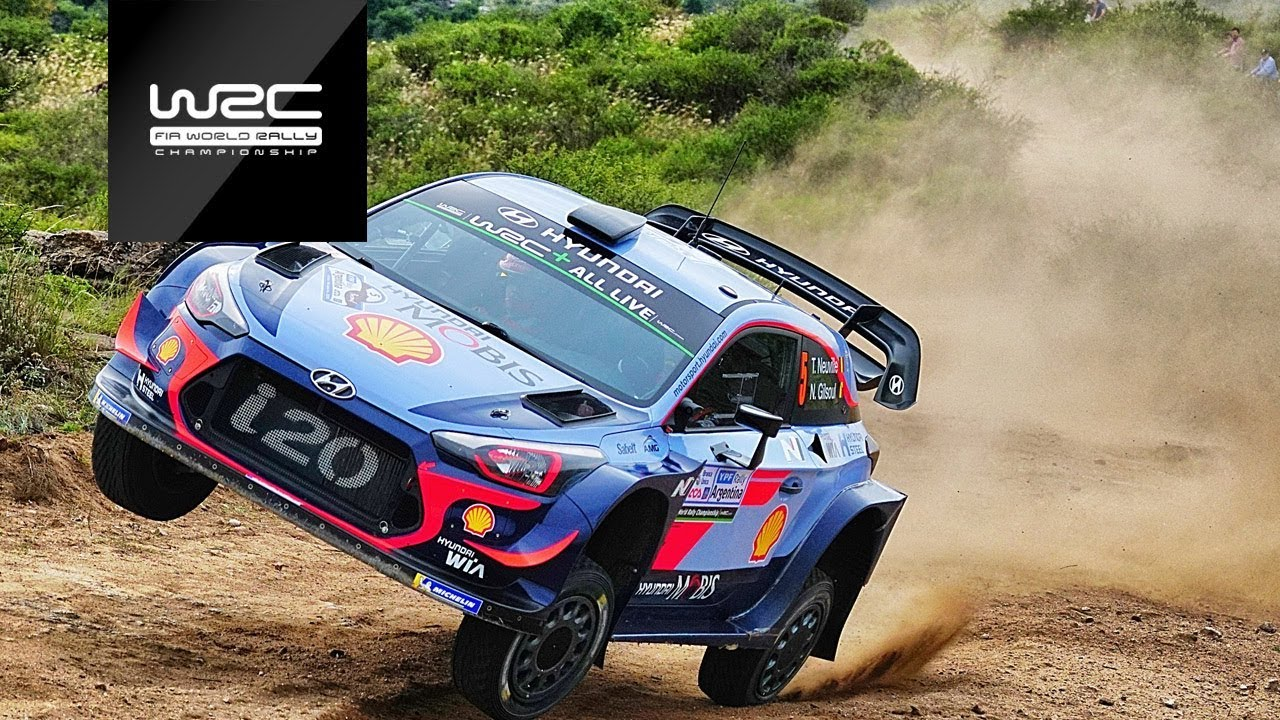 wrc ypf rally argentina 2018 highlights stages 6 8 youtube. Black Bedroom Furniture Sets. Home Design Ideas