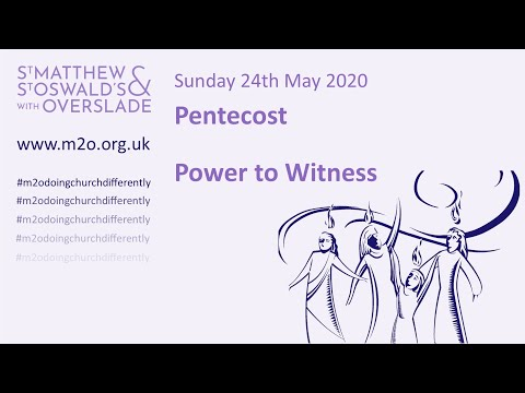 Pentecost Service 31 May
