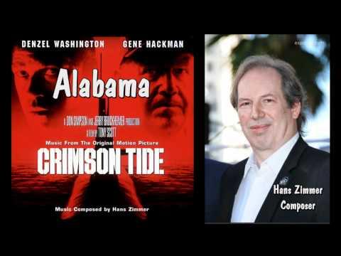 """HANS ZIMMER - """"Alabama"""", from Crimson Tide."""
