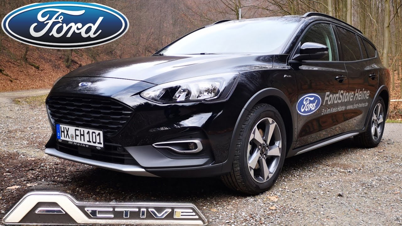 REVIEW Ford Focus Active Turnier 1.0 EcoBoost (125 PS