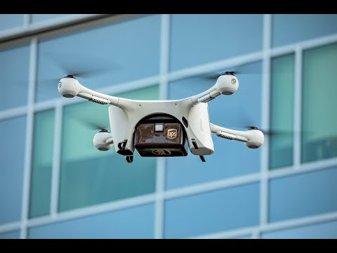 UPS Honored for Drone Program Innovation and Inclusion