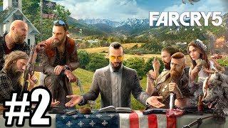 MISTRZ SKRADANIA - Let's Play Far Cry 5 #2 [PS4]