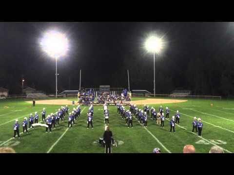 Nekoosa High School Homecoming Halftime Show