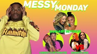 "DRAMA ALERT! ! ! D Brezzy&Sky ""FIGHT"", Sanaa bites Beyonce, Bamabii SPAZZED OUT