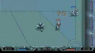 Amiga Speedball 2 - League match win vs Steel Fury