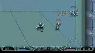 Amiga Speedball 2 - League match win vs Steel Fury
