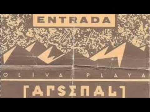sesi n discoteca arsenal 1988 chimo bayo youtube
