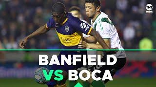 Banfield vs. Boca, la previa de la final