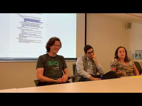 Bitcoin Mining and Climate Change: David Vorick, Nic Carter, Amanda Fabiano (CryptoEthics)