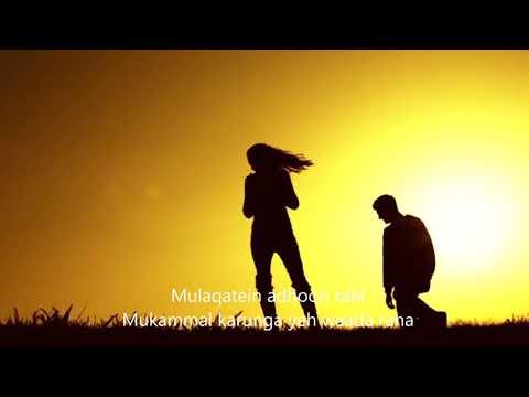 Heart touching sad song |Tera Zikr Lyrics (Mujhe khone ke baad Ek din) | Darshan Raval