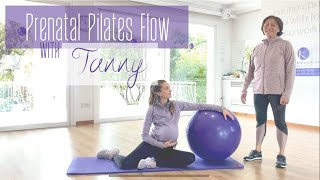 Prenatal Pilates Flow with Tanny
