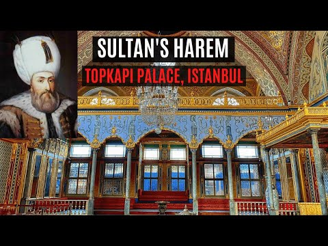 Inside the HAREM | Sultan's Private Life in Topkapı Palace (MAGNIFICENT CENTURY)