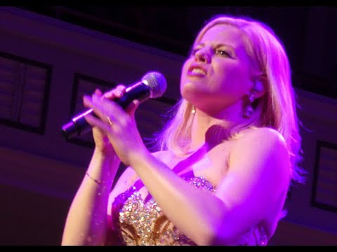 Megan Hilty  For Good Wicked March 29 2018 Nashville Symphony