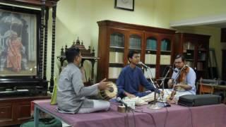 Idhaya Koyil Thanile—Kalyanavasantham—Shri Vaigal Gnanaskandan